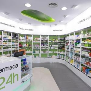 Equipamiento Comercial Farmacias