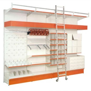 mobiliario comercial estándar