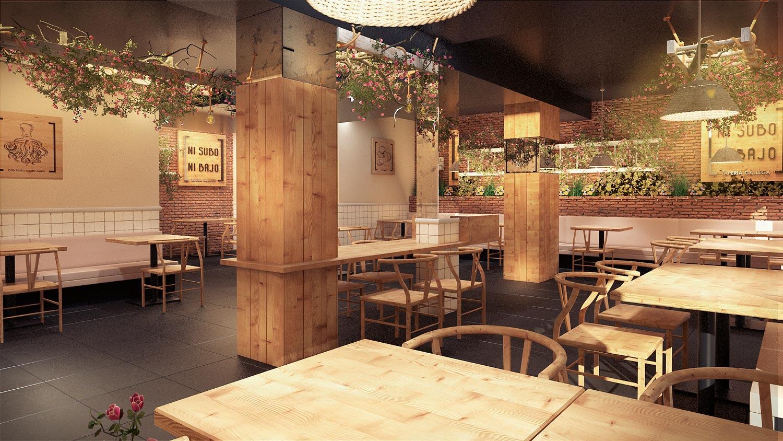 Mobiliario para restaurantes 5 consejos para triunfar for Que es mobiliario
