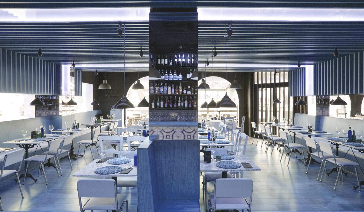Interiorismo en restaurantes consejos para interiorismo for Interiorismo restaurantes