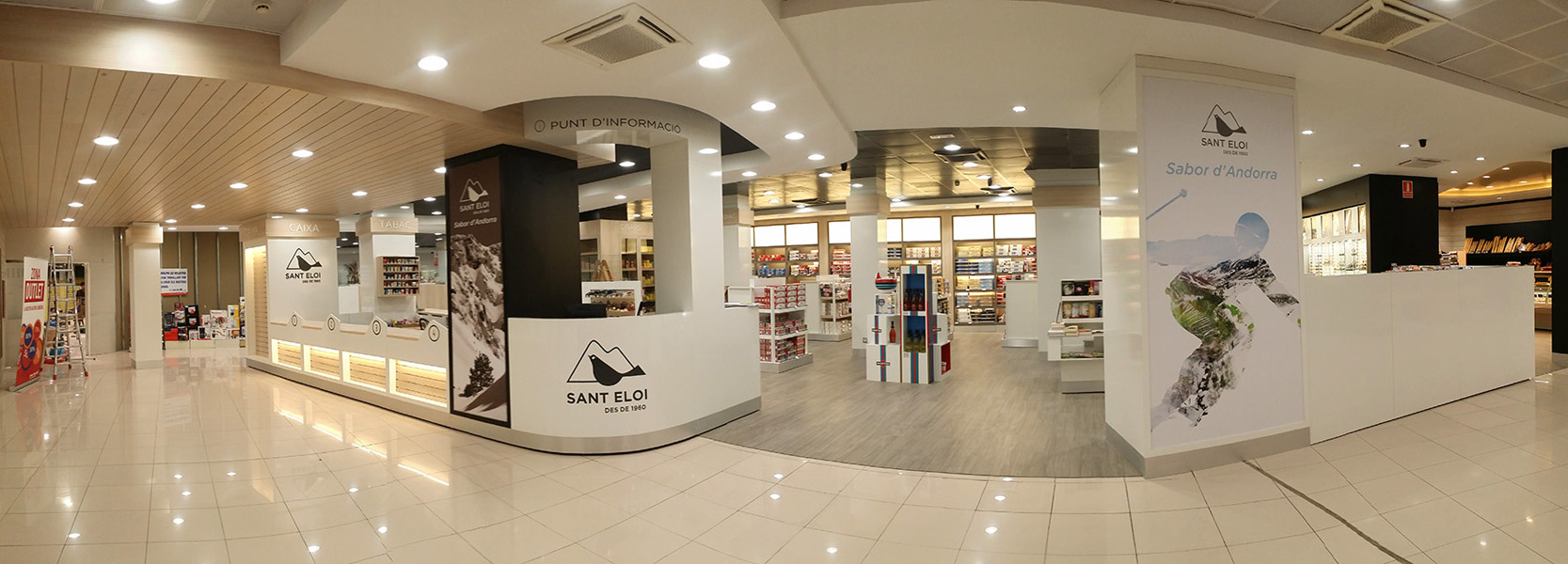 Morfus - Equipamiento Supermercados Sant Eloi